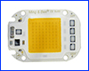 LED сборка, AQUAXER 50W Warm, 40x60 мм.