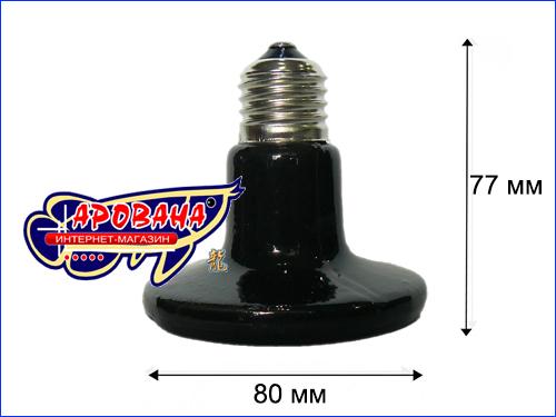 Керамический нагреватель размеры
