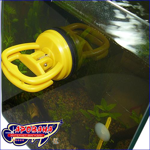 Монтажная присоска для склейки аквариума.