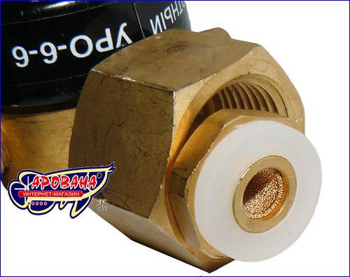 Уплотнительная прокладка для редуктора CO2.