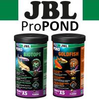 JBL ProPOND Goldfish XS и Biotope XS