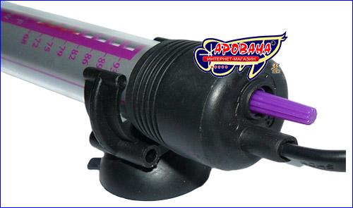 Atman AT-300, ViaAqua 300 Вт - терморегулятор в аквариуме.