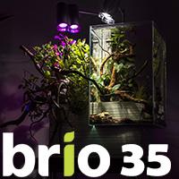 Brio 35 революция среди аквариумов