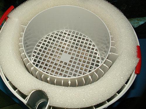 Губки для механической очистки фильтра Fluval FX6.