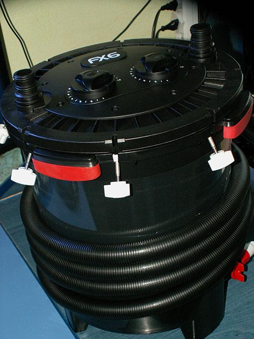 Внешний вид фильтра Fluval FX6.