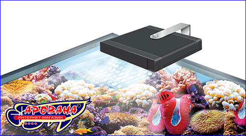 Fluval Sea Nano Marine LED Lamp, 14 Вт - светодиодный светильник для нано моря.