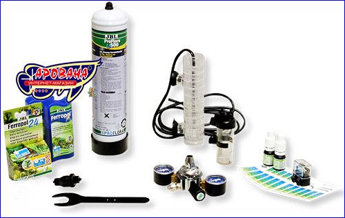 CO2 система для аквариума.
