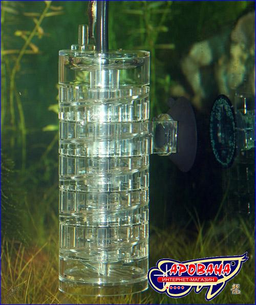 Высокопроизводительный CO2 реактор для аквариума.