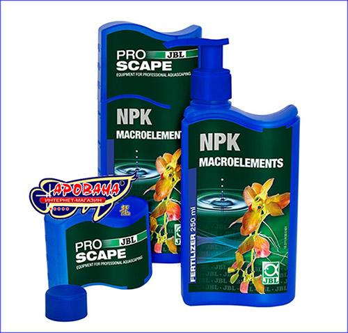 jbl proscape npk macroelements 500