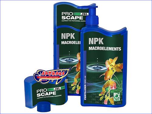 jbl proscape npk macroelements 500 ml
