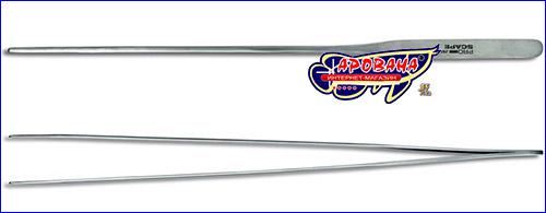 Пинцет прямой JBL ProScapeTool P 30 slim line.
