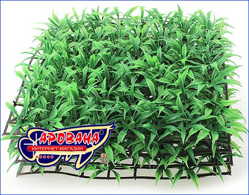 Пластиковое растение коврик в аквариум