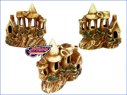 Декорация керамическая, фото трех сторон