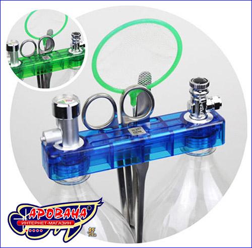 Комплект для подачи CO2 в аквариум.