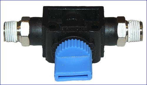Ручной кран с резьбами G1/8.