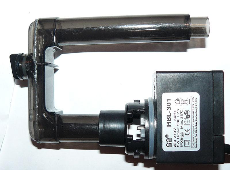 SunSun HBL-301 II - фильтр водопад для аквариума