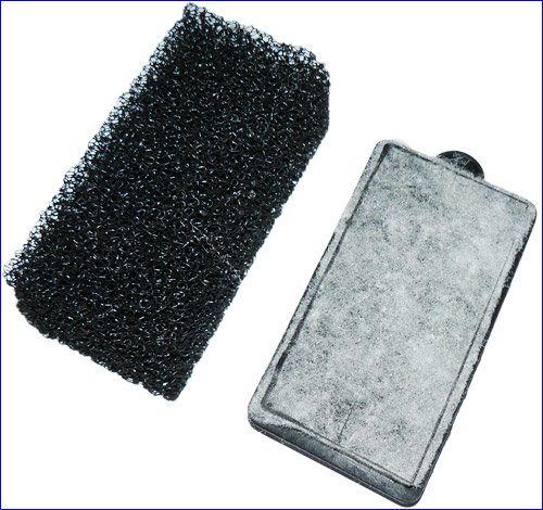 Фильтрующие элементы навесного фильтра SunSun HBL-701 II.