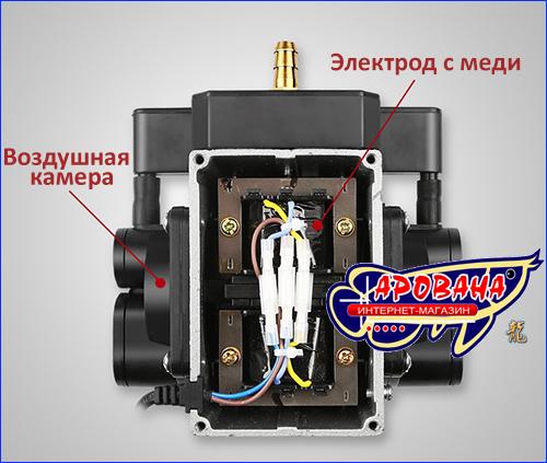 SunSun DY-50, комплектация прудового компрессора