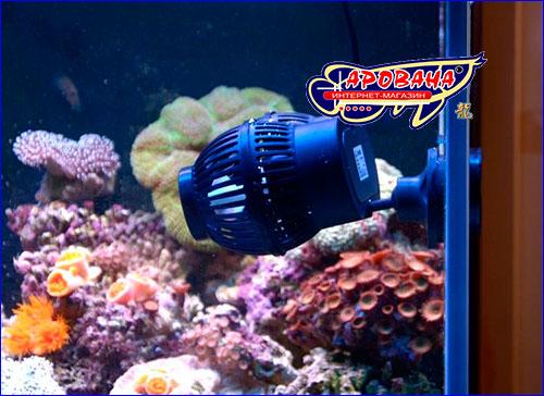 Циркуляционная помпа для морских аквариумов SunSun JVP-200B.