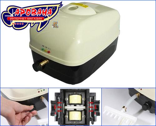 Аккумуляторный компрессор