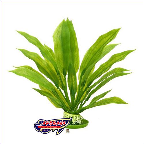 Искусственное аквариумное растение.