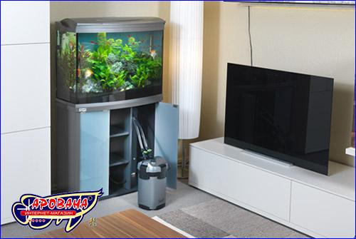 Внешний фильтр для аквариума Tetra EX 1200 Plus.