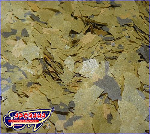 Корм для всех растительноядных аквариумных рыб, TetraPhyll (пакет) 12 gr.