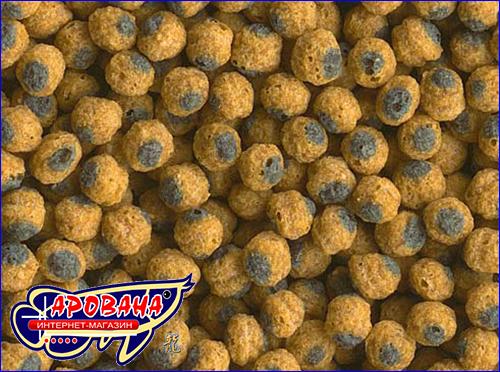 Качественный корм для всех видов декоративных карпов с запатентованной формулой BioActive.