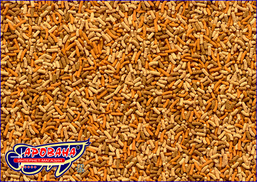 TetraPond Variety Sticks 25000 ml - корм из 3-х видов гранул.