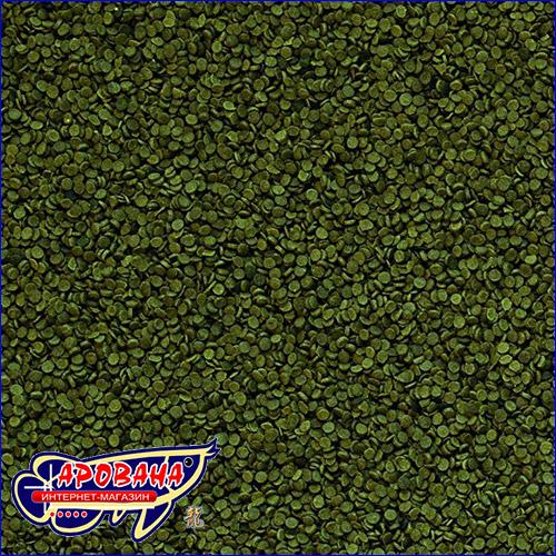 Tropical Super Spirulina Granulat, - гранулы для всеядных рыбок.