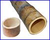 Декорация AQUAXER, бамбук 11-12 см, 5 см.