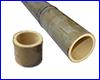 Декорация AQUAXER, бамбук 7-8 см, 5 см.