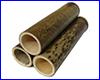 Декорация AQUAXER, бамбук LG 20 см, 3 шт.