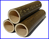 Декорация AQUAXER, бамбук LS 20 см, 3 шт.