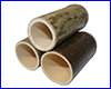 Декорация AQUAXER, бамбук LG 10 см, 3 шт.