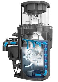 Red Sea C-Skim 1200 Deluxe, - пеноотделитель  для аквариума.