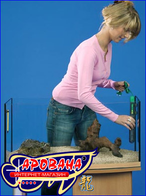Обогреватель Sera Aquarium Heater  ультрасовременный, чрезвычайно точный и безопасный в работе нагреватель, обеспечивает надежный обогрев аквариума.