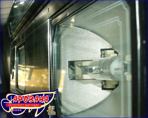 SunSun HLD-1250D2 - МГ светильник для травника.