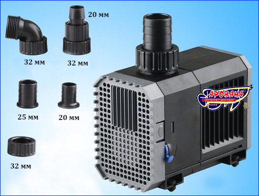 Насос SunSun, CHJ-3000, 3000 л/ч.