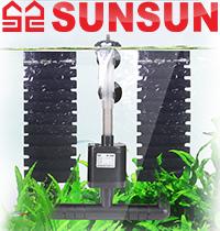 Новинка! Внутренние фильтры SunSun.