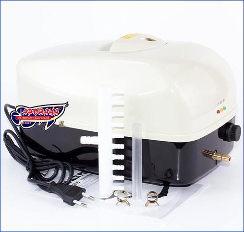 Компрессор на аккумуляторе, SunSun YT-868, одноканальный.