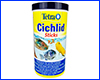 Корм   Tetra Cichlid Sticks    1000 ml.