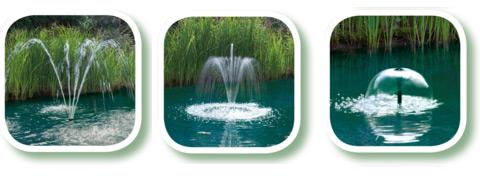 TetraPond FP 1000, - фонтанная помпа для запуска фонтанов.