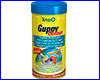 Корм  Tetra Guppy Colour 250 ml.