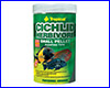 ���� Tropical Cichlid Herbivore Small Pellet,  250 ml.