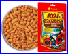 Корм Tropical Koi & GOLdfish Wheat Germ & Garlic Sticks  120 г.