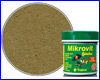Корм Tropical Mikrovit Spirulina 75 ml.