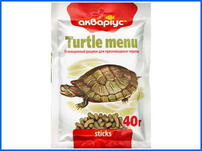 ���� ��������, Turtle Menu - Sticks  40 �.