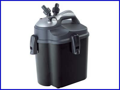 934060 Dogman zewnętrzny filtr AQAEL UNI MAX 150 450 l / T.