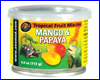 Корм Zoo Med Tropical Fruit Mix-ins Mango & Papaya 113 г.